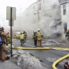 Fire destroys Bath home; one injury